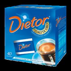 Dietor - indulcitor hipocaloric  (cutie 40 plicuri)